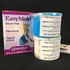 Silicone Paste 1/2 Pound 227g Food Grade Easy Mold Fast Cure Non-Sag Odorless