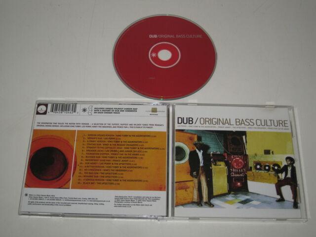 VARIOUS ARTISTS/DUB ORIGINAL BASS CULTURE(METRO/METRCD046)CD ALBUM