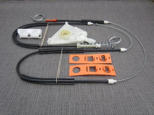 Pour Audi A3 S3 8P3837461 avant gauche PASSANGER Side ELECTRIC WINDOW REGULATOR 2 D