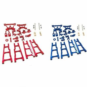 1 Set Aluminum Metal Upgrade parts Kits For TRAXXAS SLASH