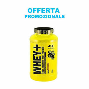 4PLUS-Nutrition-WHEY-Nocciola-2kg-Proteine-concentrate