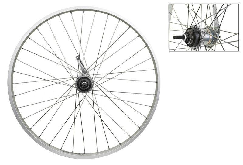 WM Wheel Trasero 26x1.75 559x25 Acero Sl 36 Nex 3sp CB 120mm Ss2.0sl con
