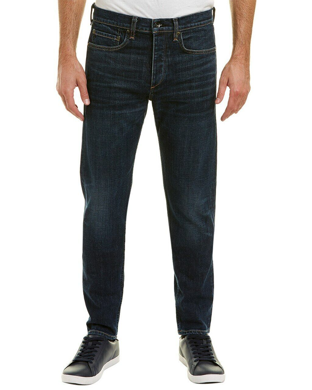 Rag & Bone Men's Jeans NWT  250 Glastonbury Fit 3 Classic 29 30x33 Button Fly