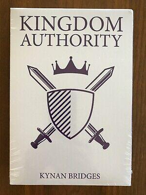 God showed Kynan Bridges how to walk in Kingdom Authority ...  |Kingdom Authority Kynan Bridges