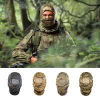 Tactical Military Camouflage Balaclava Army Outdoor Full Face Mask Cap Headwear