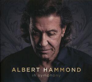 Albert Hammond IN Symphony (2016) 12-track CD Album Neu/Verpackt
