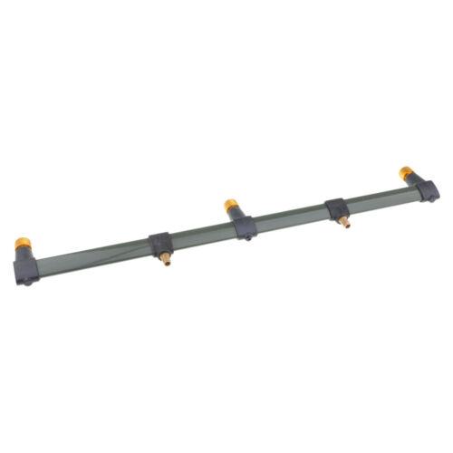M3 8 Standardgewinde 3 Stangen Buzz Bar für Karpfen Grobfischen