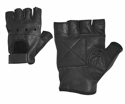 Weight Lifting Gym Training Cycling Gloves Bodybuilding Fitness Exercise Leather