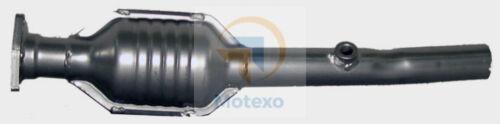 Exhaust Catalytic Converter VOLKSWAGEN BORA 1.6 AZD 5//1999-11//2001 EURO 3