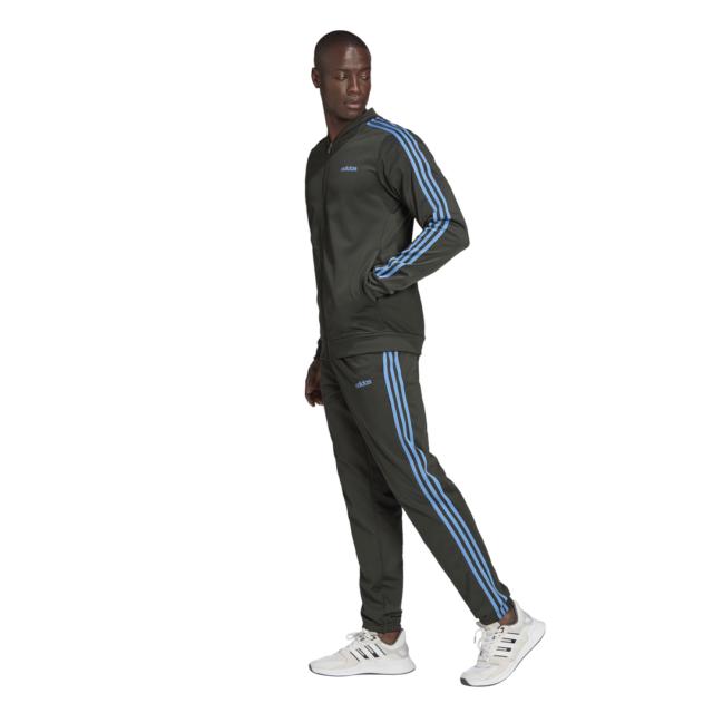 innovativ design senaste modet officiell leverantör adidas Relax Herren Training Trainingsanzug grau schwarz L günstig ...