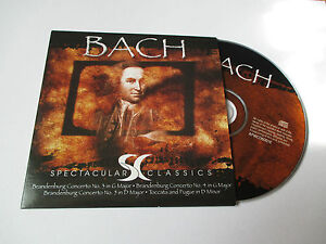 CD-Serie-Spectaculars-Classics-Bach-pochette-cartonnee