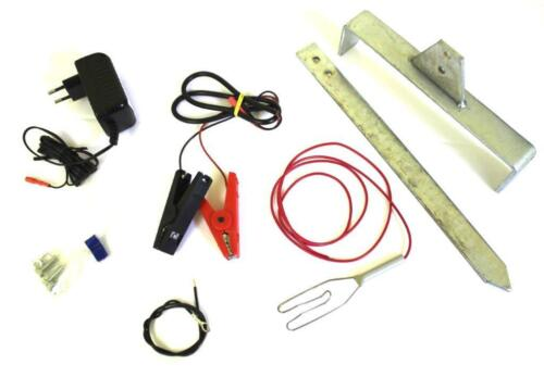 Weidezaungerät FC B25 9 V 12 V 230 V Akkugerät Netzgerät Weidegerät Elektrogerät