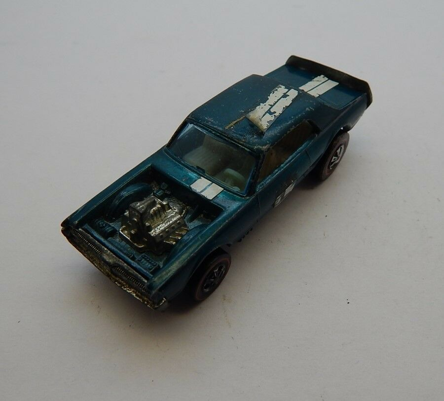 rotline Hotwheels Aqua 1970 Nitty Gritty Kitty oc17281