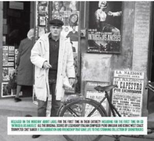 Chet Baker/ Piero Umiliani - Icon Series Italian Movies (NEW 3CD)