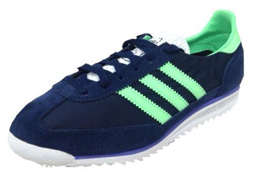 Adidas Pour Baskets M19226 Rétro 7 Femmes 5 3 Sl MarineBlanc Uk vert 72 nwP80XkNO