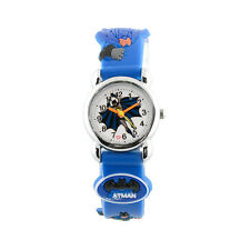 3D Cartoon Batman Children Black Kids Cartoon Quartz Wrist Watch Christmas