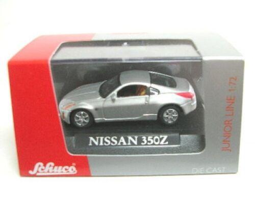 silber Nissan 350Z