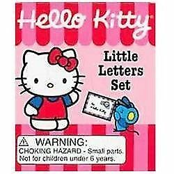 1c34ab89c Hello Kitty: Little Letters Set 9780762437009 | eBay