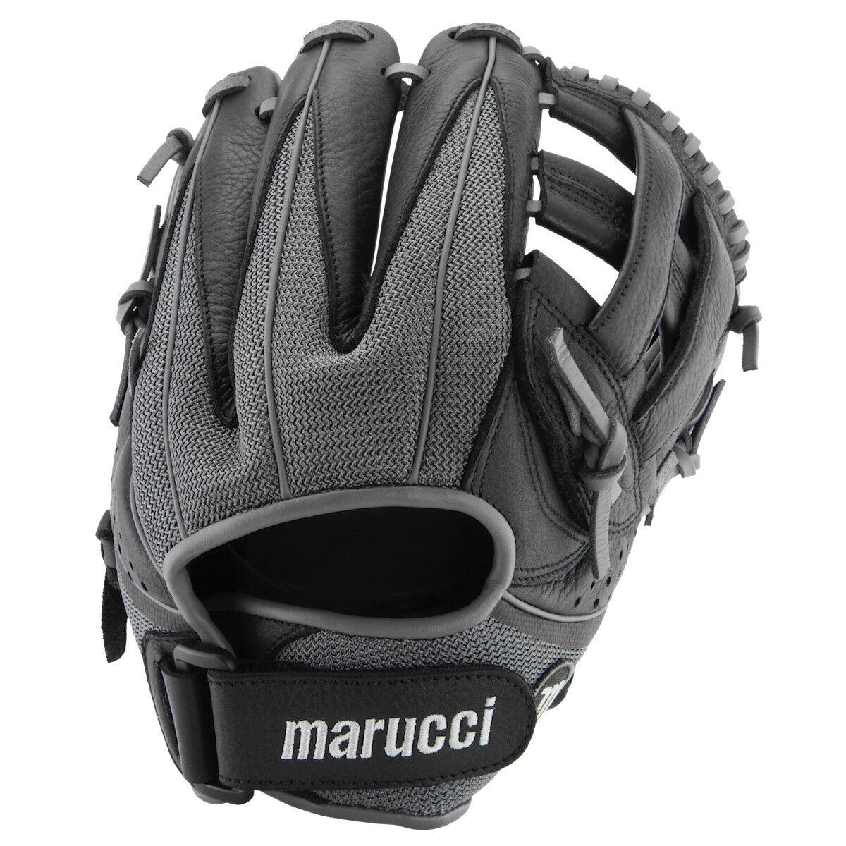 Marucci Geaux Mesh Series MFGGXM115H-GY/BK 11.5