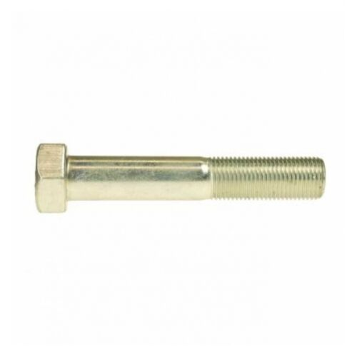 Feingewinde M 12 x 70 x 1.5 10.9 gal 10x DIN 960 Sechskantschraube mit Schaft