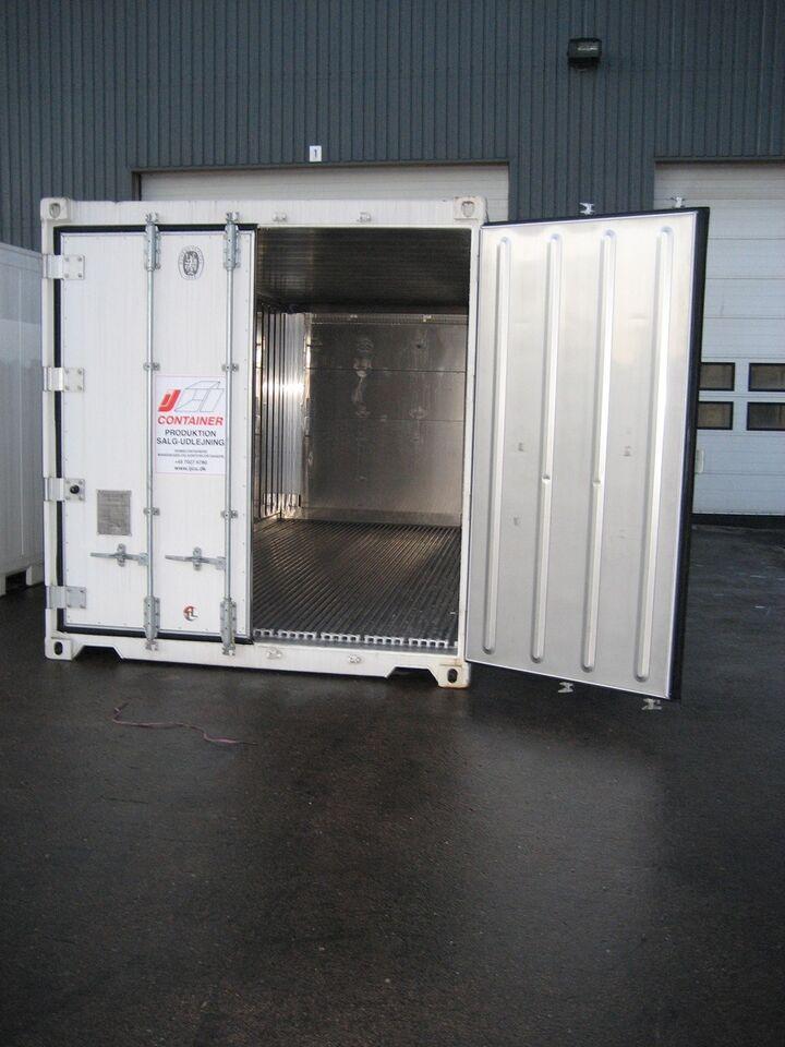 Køle/frysecontainer, 10' - 20 - 40' Sælges og Udlejes