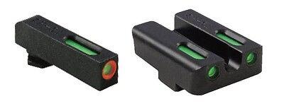 Truglo TG13KA1PC Kahr Set TFX Pro Tritium/Fiber-Optic Day/Night Sights  788130022757 | eBay