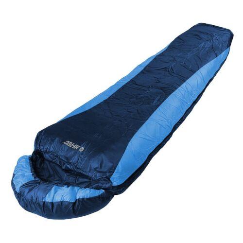 Mumienschlafsack Spawn Hi-Tec von 11 bis zum 3 Grad Camping Outdoor Schlafen