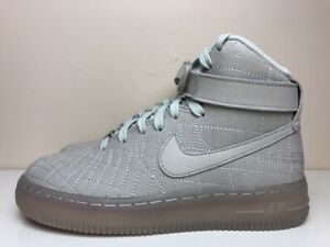 Details about Nike Air Force 1 Hi FW QS Womens New York Shoes UK 3 EUR 36  Grey 704010 001