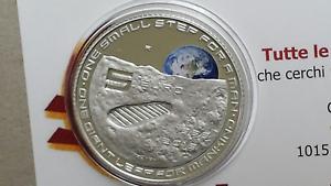 5-euro-Ag-Italia-2019-Fs-proof-BE-PP-Italie-Italy-Italien-Luna-Moon-Mod-Lune-Lua