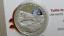 5-euro-Ag-Italia-2019-Fs-proof-BE-PP-Italie-Italy-Italien-Luna-Moon-Mod-Lune-Lua miniature 1