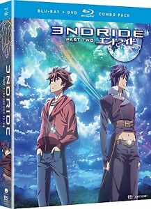 PRE-ORDER-ENDRIDE-Part-two-BLU-RAY-Region-A-Sealed