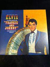 *NEW* CD Soundtrack - Elvis Presley - Frankie & Johnny (Mini LP Style Card Case)