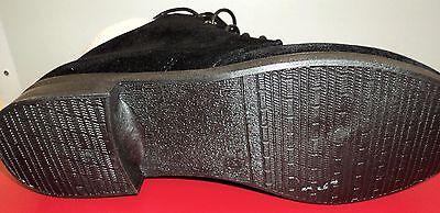 Damen Winter Gefüttert Schuhe Stiefeletten Ankle Boots Schnürstiefel Gr. 36-41