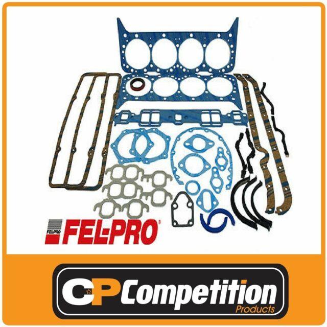 FULL GASKET SET FEL-PRO CHEV SB 283 307 327 350 AFS7733PT-2 1968-1980
