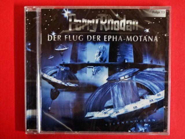 Hörspiel-CD: Perry Rhodan Folge 13 * Der Flug der Epha-Motana * neu / ovp