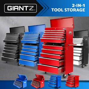 Giantz-Tool-Box-Chest-Toolbox-Cabinet-Trolley-Garage-Storage-5-15-Drawers-Boxes