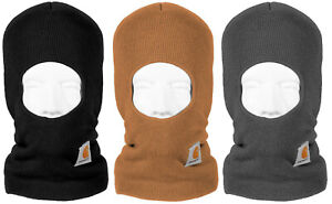 0270c640049a0 Carhartt Acrylic Face Mask Knit Men s Stocking Cap Warm Winter Hat ...