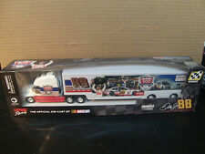 Dale Earnhardt Jr. 2014 DAYTONA 500 WIN NASCAR Hauler 1/64 ACTION