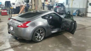 370Z Sport package + Touring Package 2014 MANUELLE