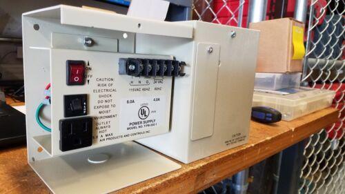 Air Products Power Supply Input 115 VAC @ 60 Hz T-PB-202-1