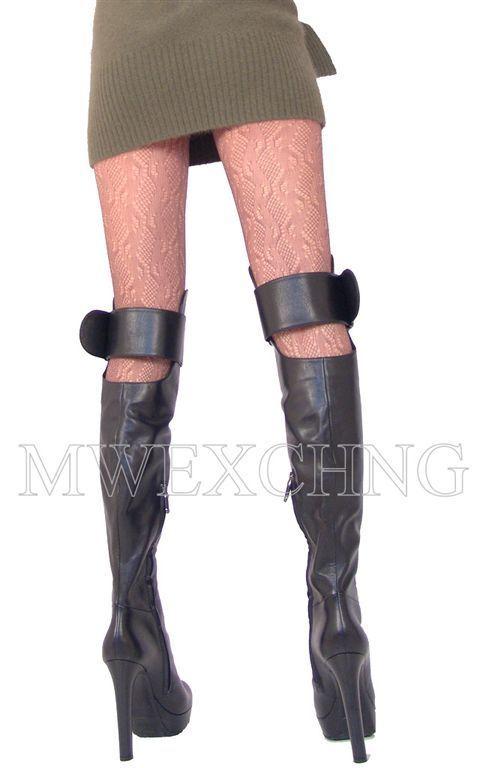 Loriazul alto del muslo botas OVERKNEE stiletto OVERKNEE botas Tacones Altos EU 39 italiano Mujer Zapatos f76411