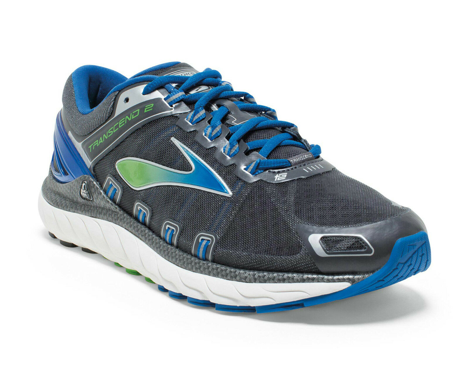 Brooks Transcend 2 Mens Running Shoes (D) (041) + Free Aus Delivery