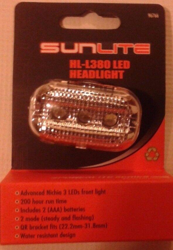 LIGHT SunLite Front HL-L380 3-LED