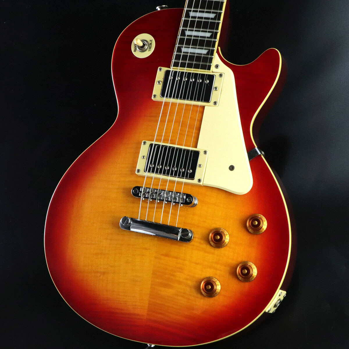 PHIL LP TYPE Cherry Sunburst JAPAN beautiful rare EMS F S