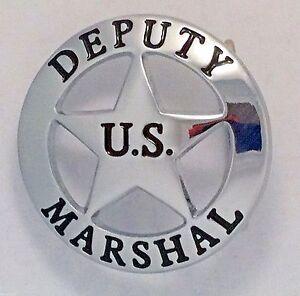 Deputy-U-S-Marshall-Badge-Belt-Buckle-Silver