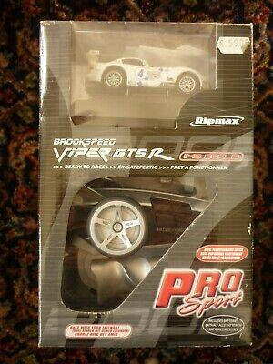Vintage Ripmax Brookspeed Viper Gts R Subaru Impreza Rally 2002 Wrc 1:43 Ovp-mostra Il Titolo Originale Sapore Aromatico