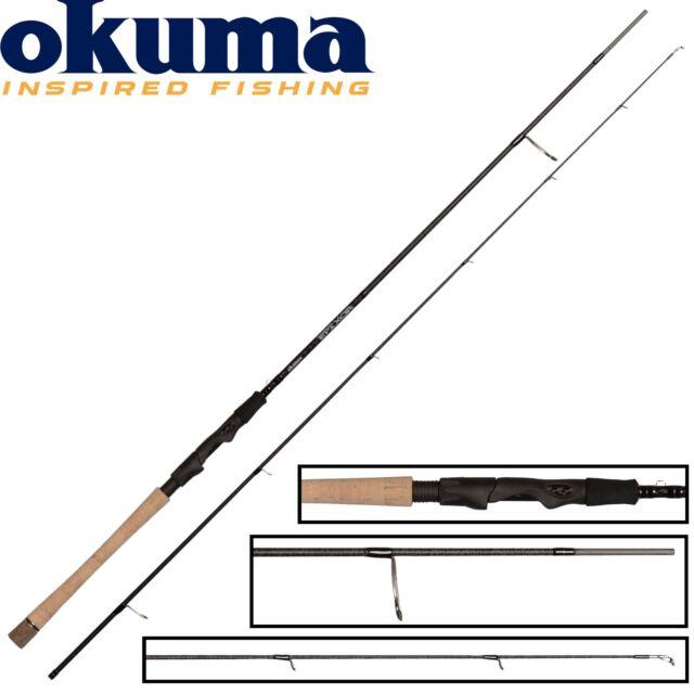 Angelrute für Zander Barsche /& Forellen Okuma Epixor 300cm 10-40g Spinnrute