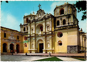 CPSM-GF-GUATEMALA-C-A-Iglesia-la-Merced-Antigua