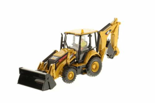 85233* Diecast Masters Caterpillar CAT 420F2 IT Backhoe Loader 1:50 Model