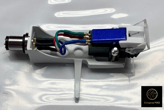 Headshell PL-200X PL-A45D stylus for Pioneer PL-255 XL-A700 CH cartridge
